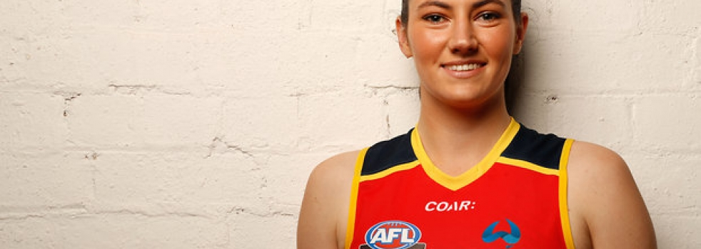 Q&A with AFLW premiership player and new client Rachael Killian