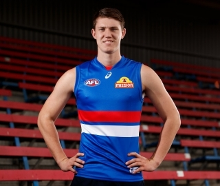 Jordon Sweet Drafted to the Western Bulldogs