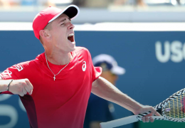 De Minaur Dashes Into US Open Fourth Round With First Top 10 Win
