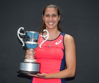 Fourlis wins 18/u title for Australian Open wildcard