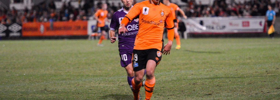 Nathan Konstandopoulos signs with Brisbane Roar