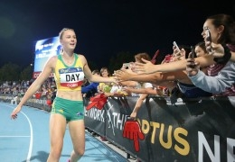 Q&A with Youth Commonwealth Games Gold Medalist and New Client Riley Day