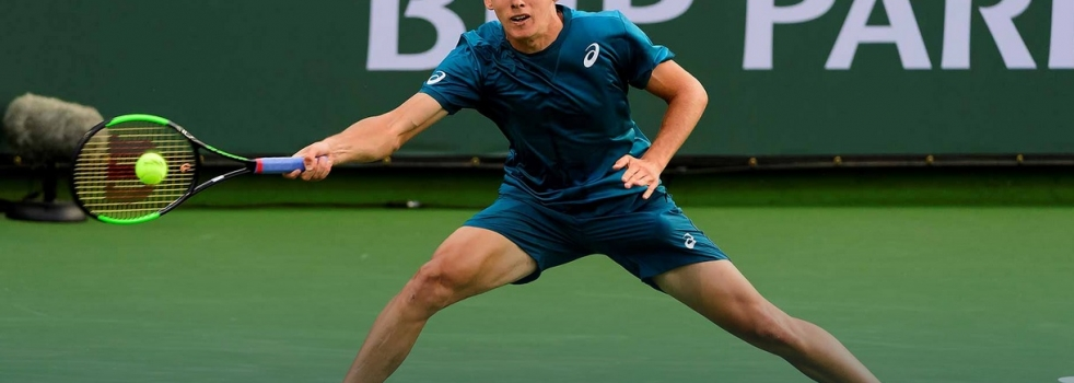 De Minaur Fights For First Masters 1000 Win
