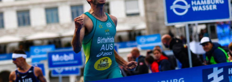 Birtwhistle secures second 2019 WTS title in Hamburg