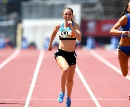 Riley Day makes history with sprint double at Australian championships