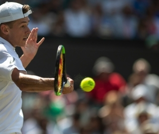 Alex de Minaur learns from and impresses the greats despite Wimbledon defeat to Rafael Nadal