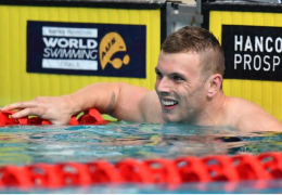 Aussie Kyle Chalmers claims 100m freestyle silver in thriller